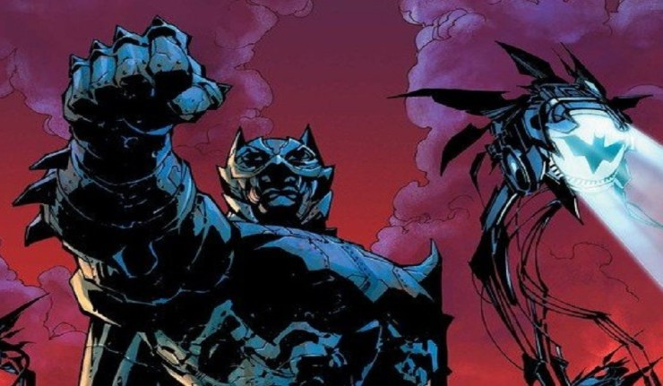 Dark Days are Coming to the DC Universe