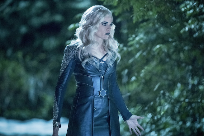 """The Flash -- """"Infantino Street"""" -- FLA322b_0295b.jpg -- Pictured: Danielle Panabaker  as Killer Frost -- Photo: Dean Buscher /The CW -- © 2017 The CW Network, LLC. All rights reserved."""