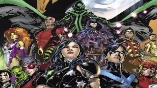 Review: Teen Titans #8