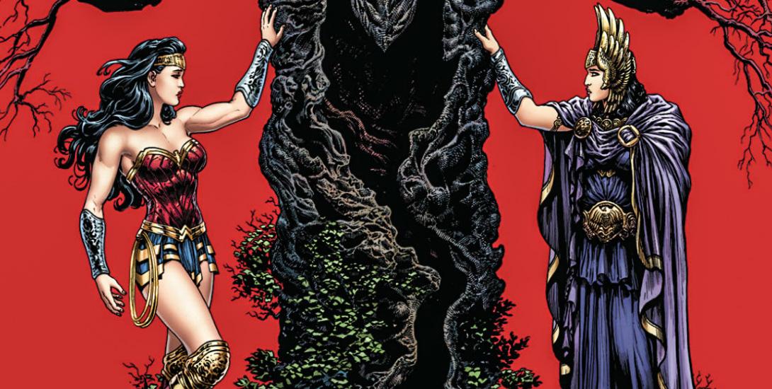 Wonder Woman 77 Bionic Woman #1 Ultimate Comics Exclusive Dan Parent Variant ...