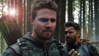 Arrow Season 5 finale trailer dc comics news