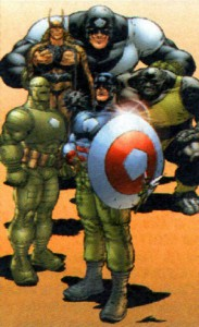 Avengers and Authority