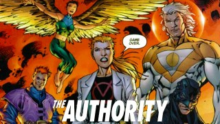 Authority DC Comics News