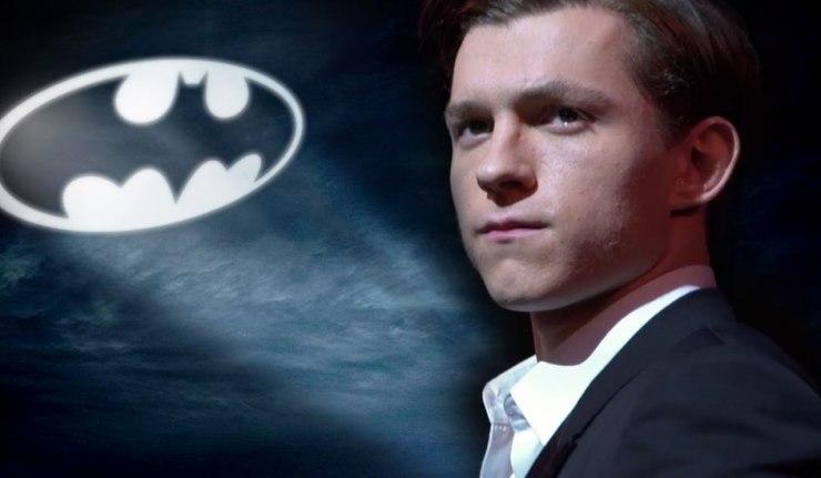 Tom Holland-Batman DC Comics News