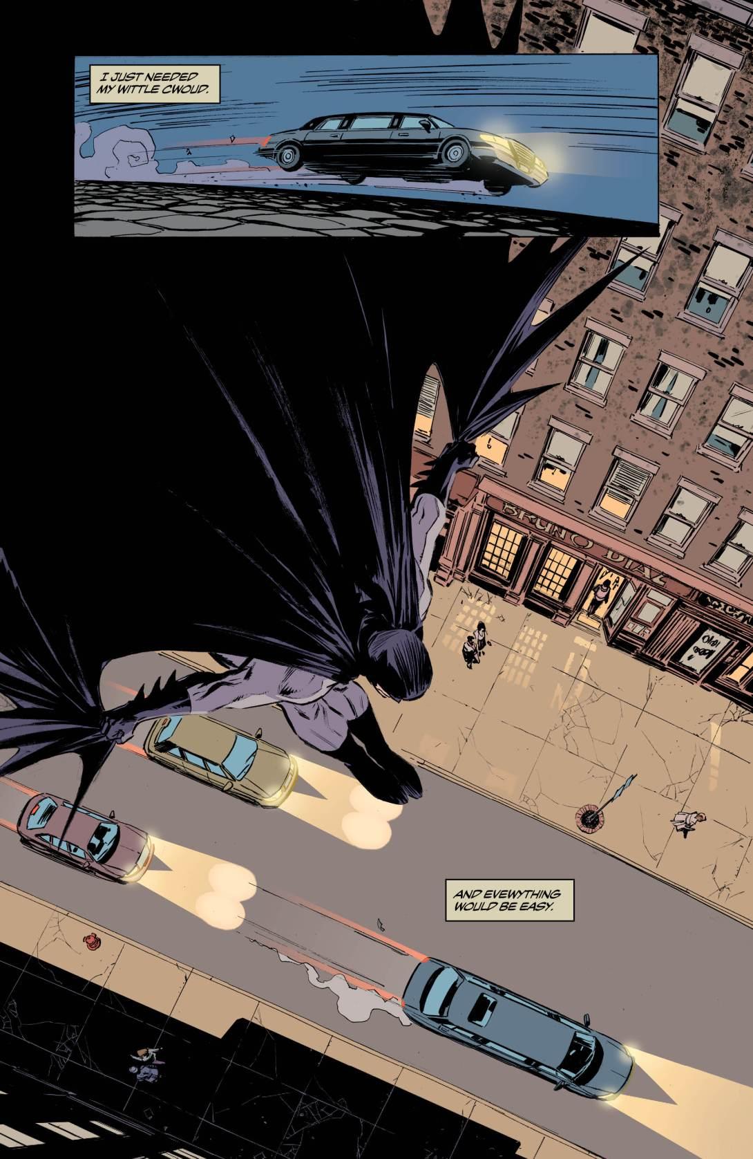 Batman Elmer Fudd 4 - DC Comics News