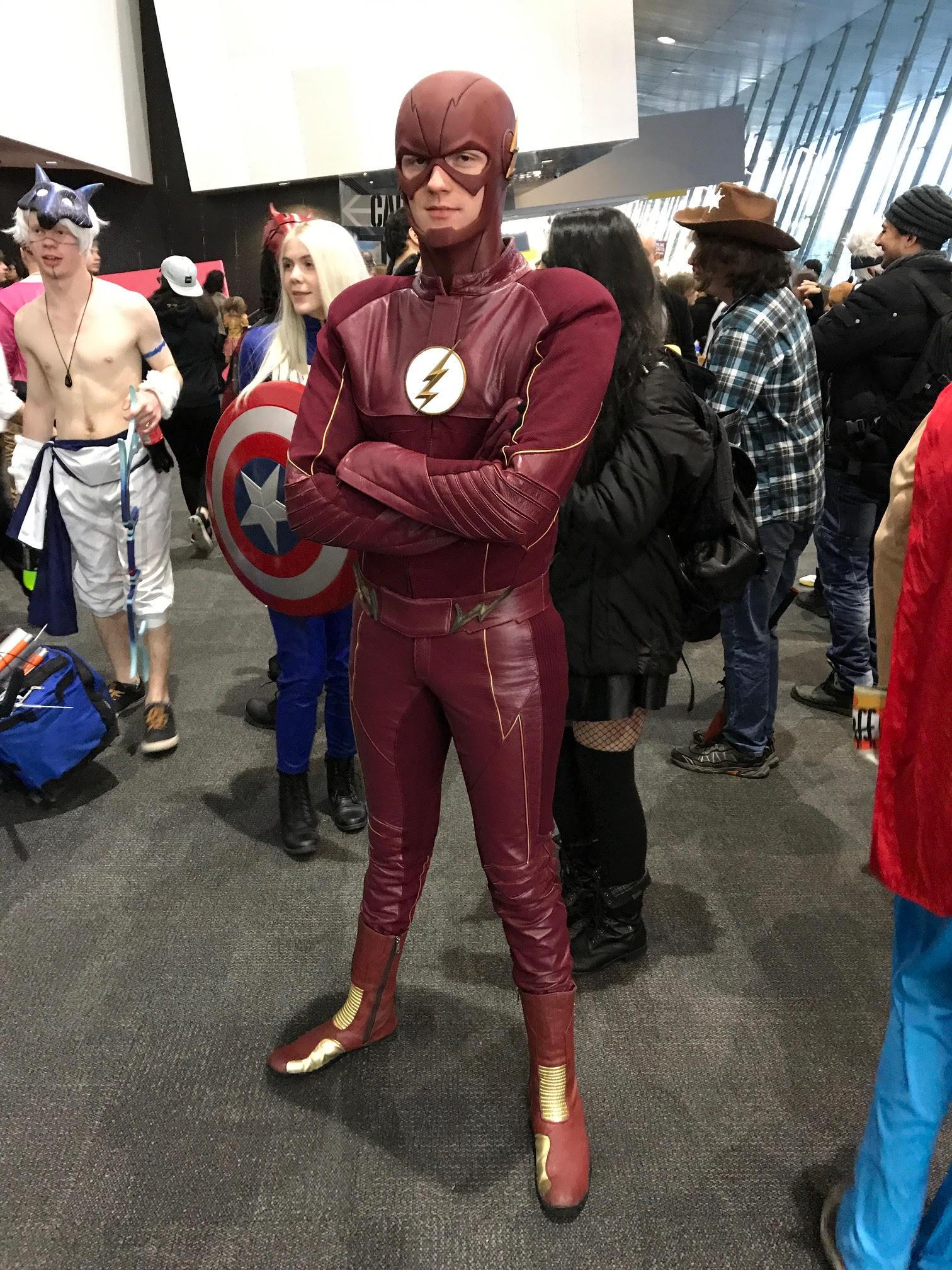 Run Barry Run!