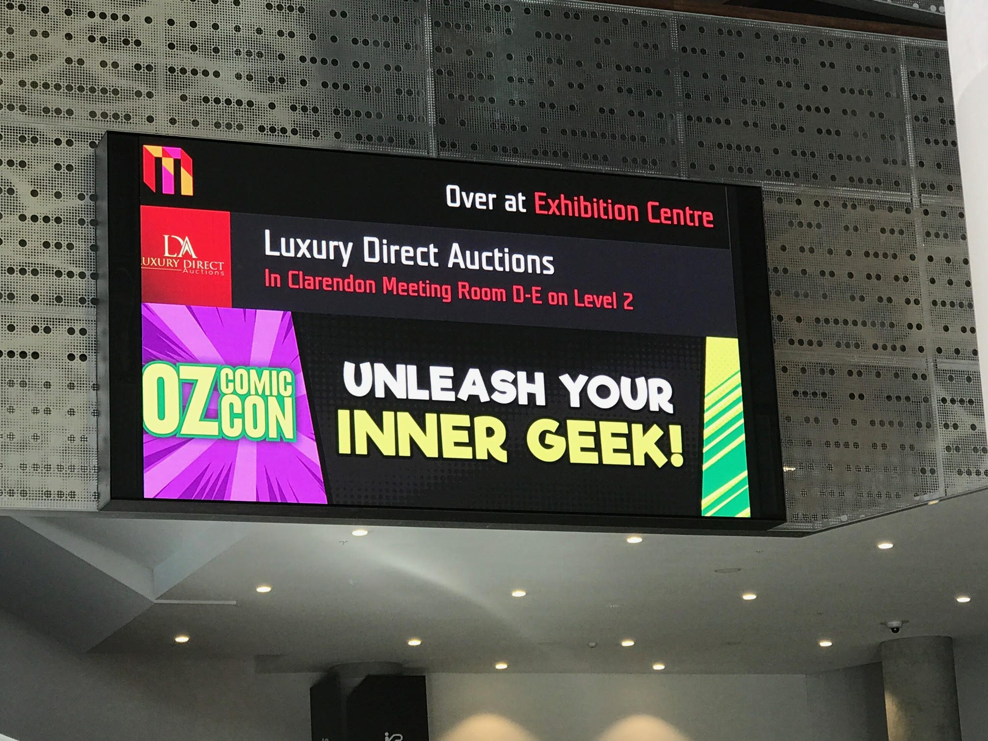 Unleash your Inner Geek!