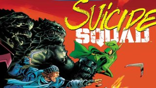 Review: Suicide Squad #21