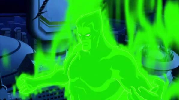 Hal Jordan Willpower - DC Comics News