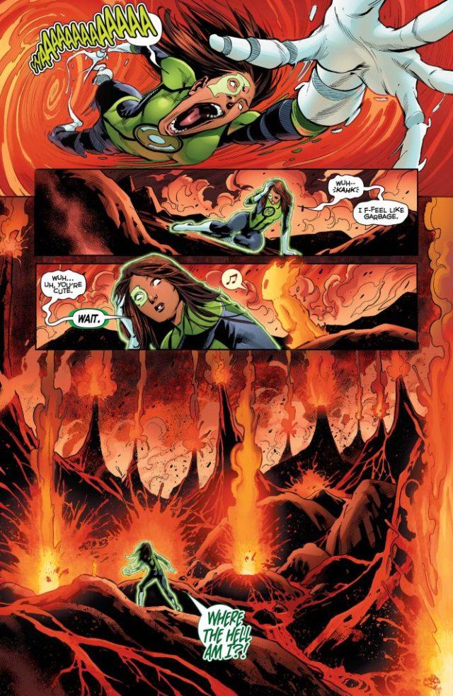 Review: Green Lanterns #27