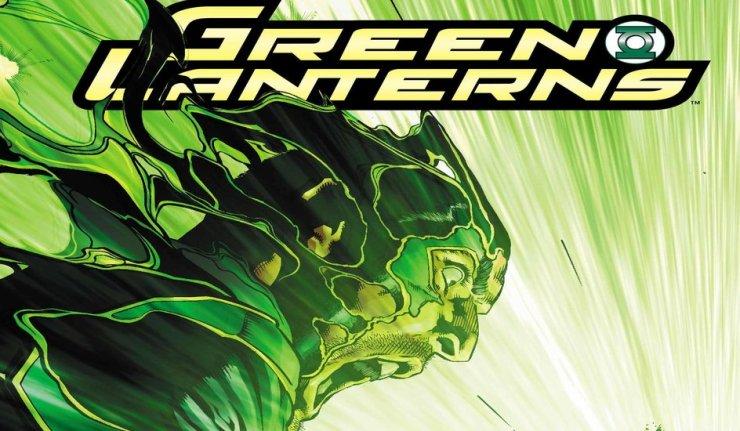 Review: Green Lanterns #30
