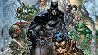 Batman TMNT 2 - DC Comics News