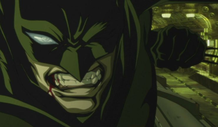 Batman Ninja anime DC Comics News