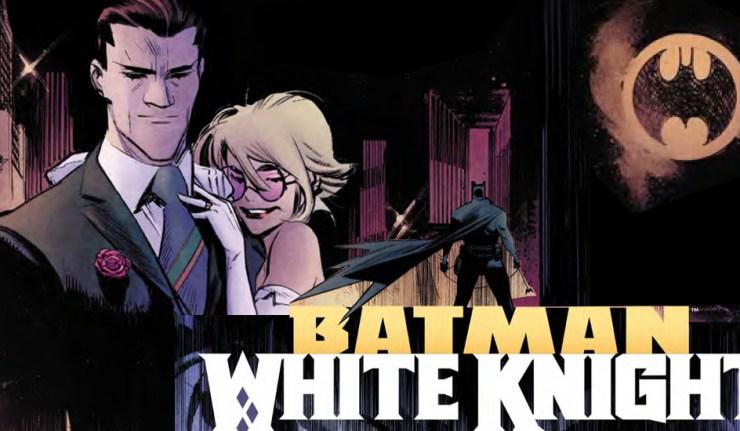 Batman White Knight - DC Comics News