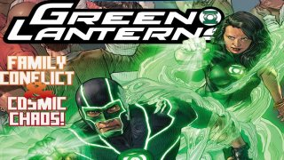 Review: Green Lanterns #32