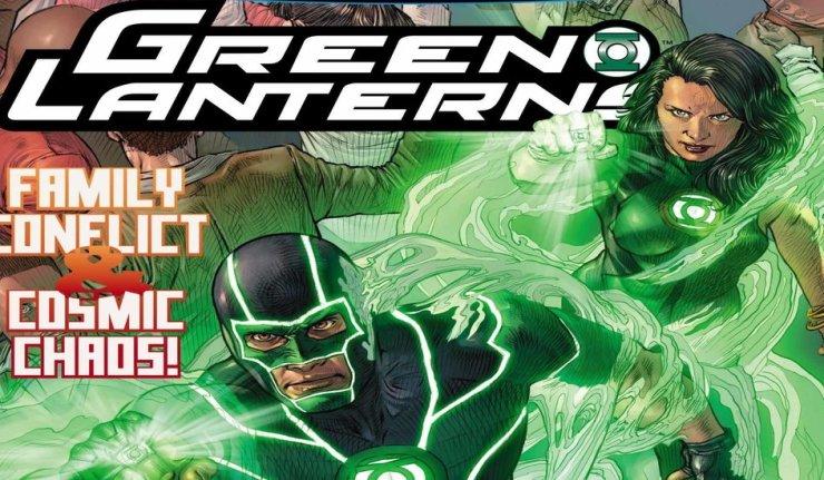 Review: Green Lanterns #32