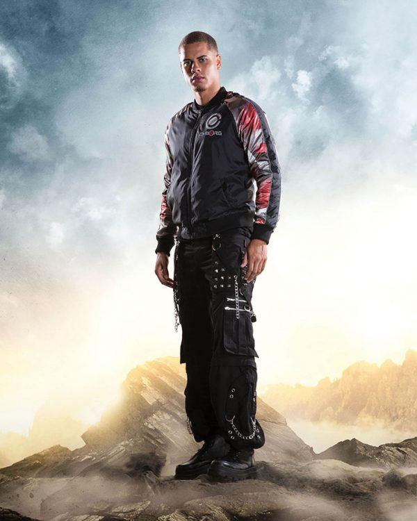 Hot Topic Cyborg Jacket