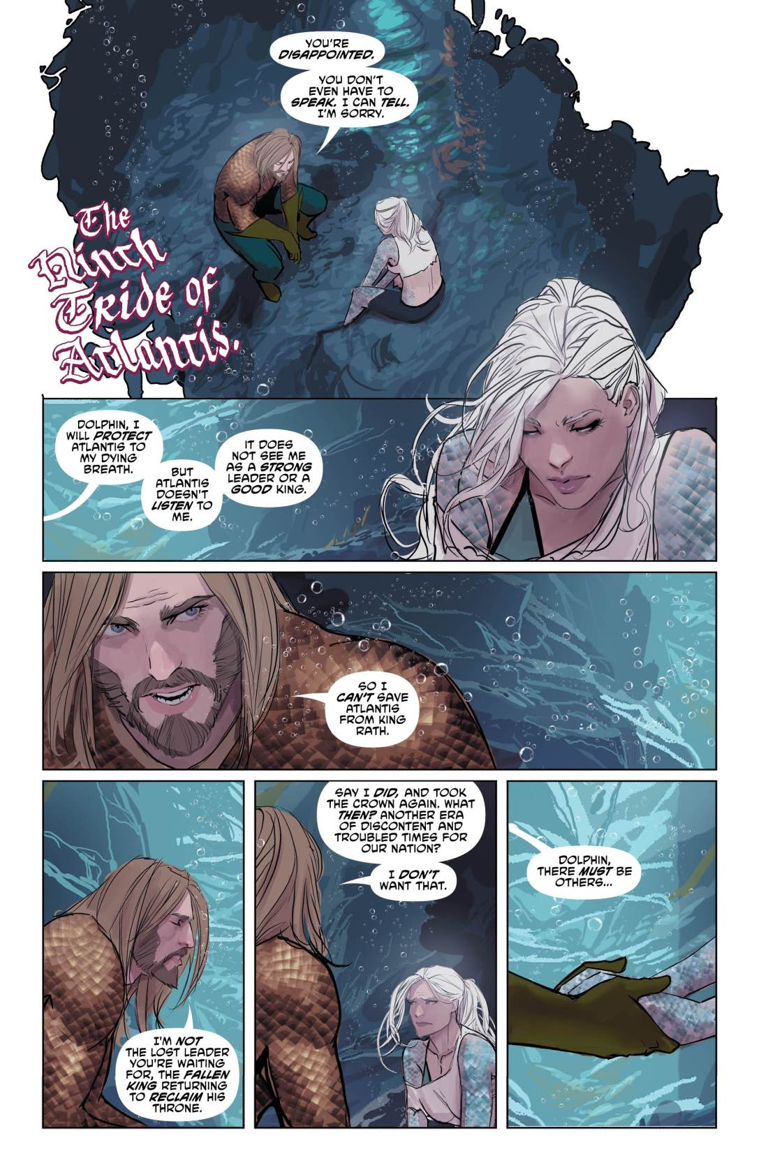 Aquaman 29.1 - DC Comics News
