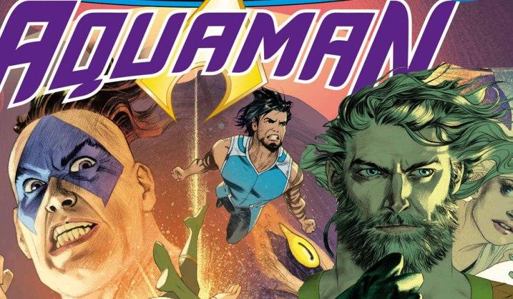 Aquaman 20 - DC Comics News