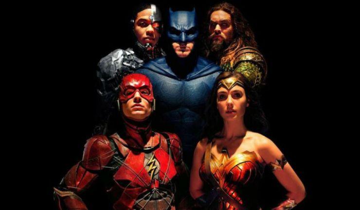 Justice League Runtime DC Comics News