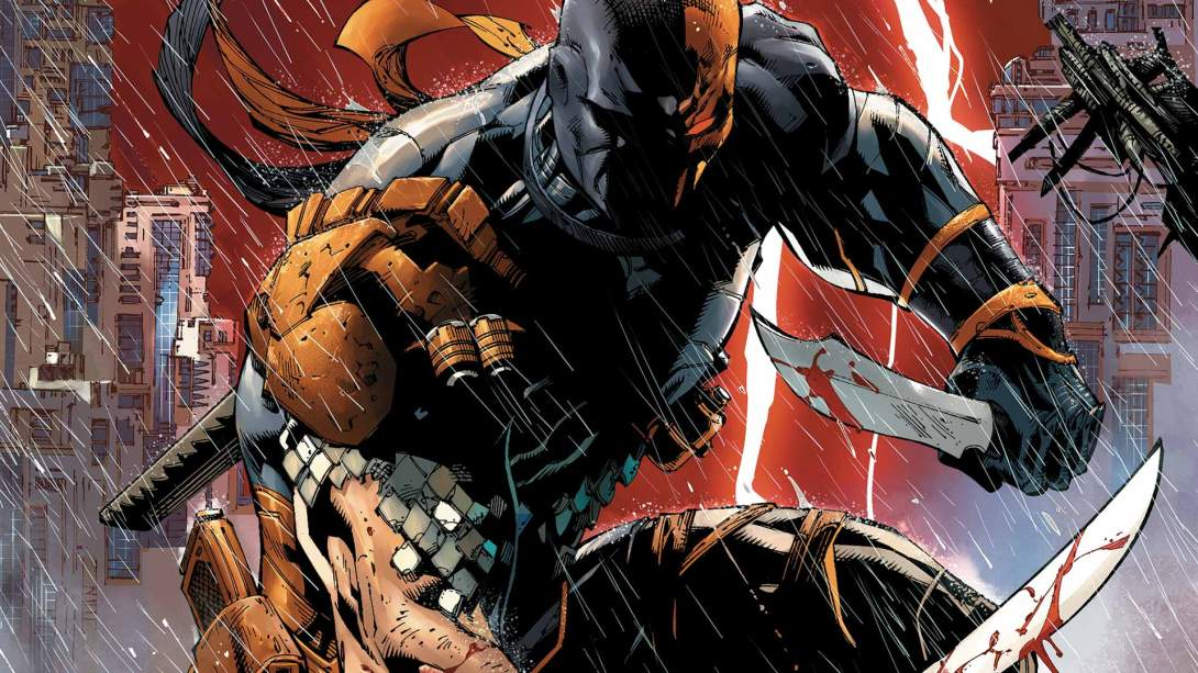 Deathstroke - DC Comics News