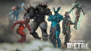 Metal - DC Comics News