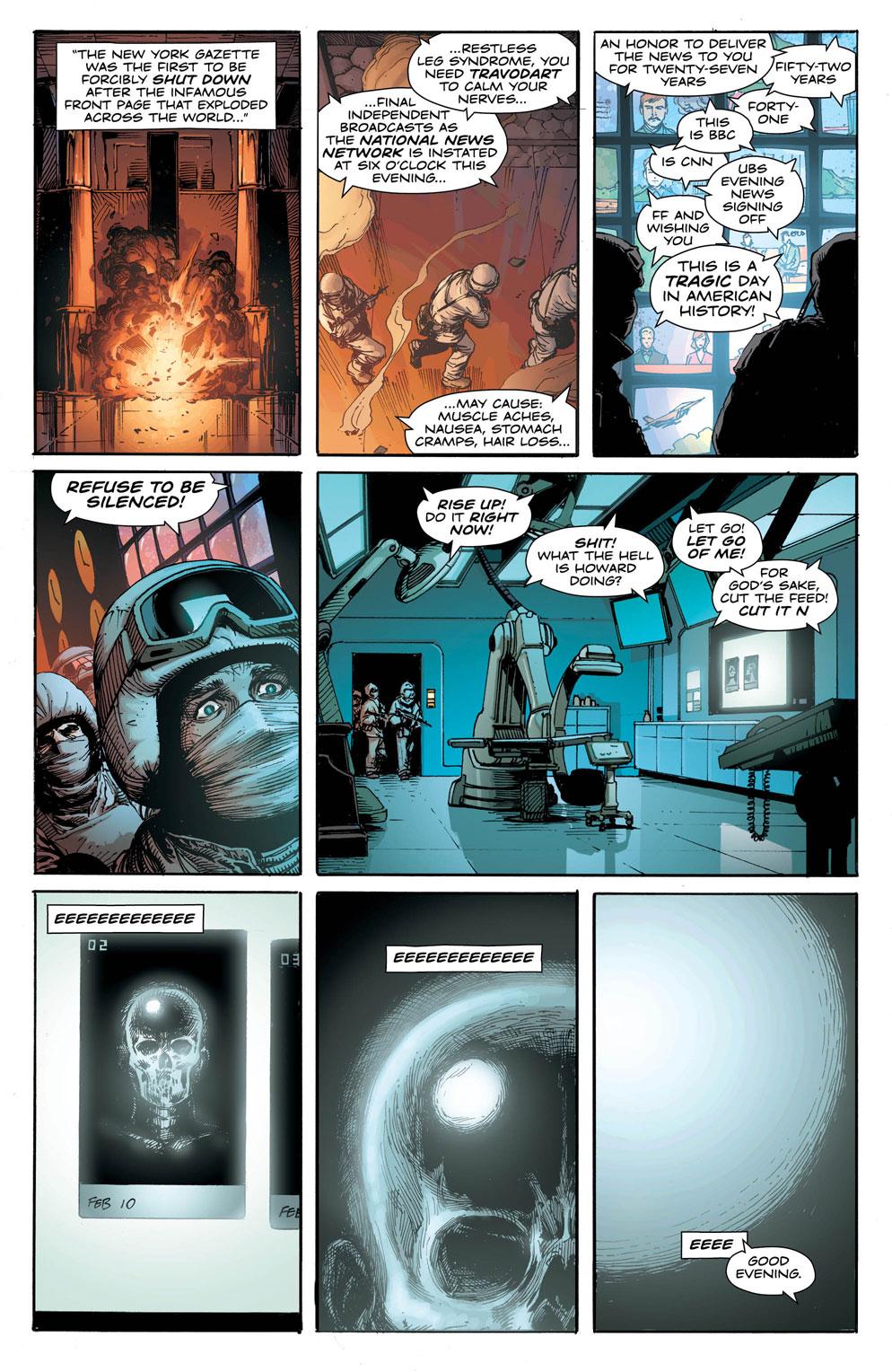 Doomsday Clock 1_4-DC Comics News