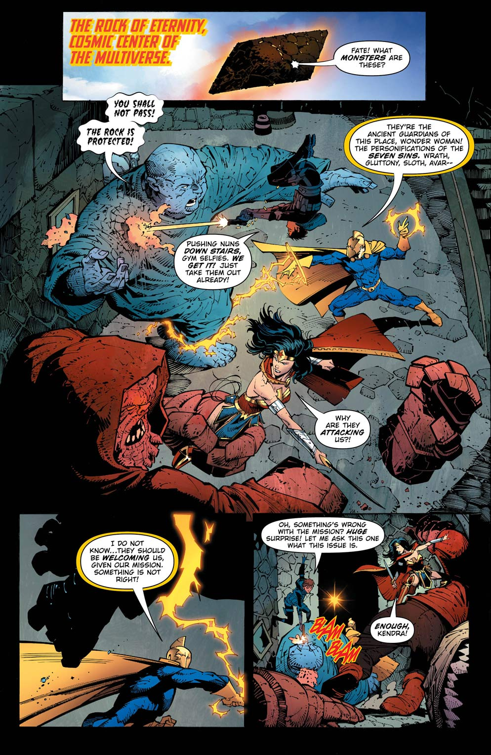 Dark Nights Metal 4_4 - DC Comics News