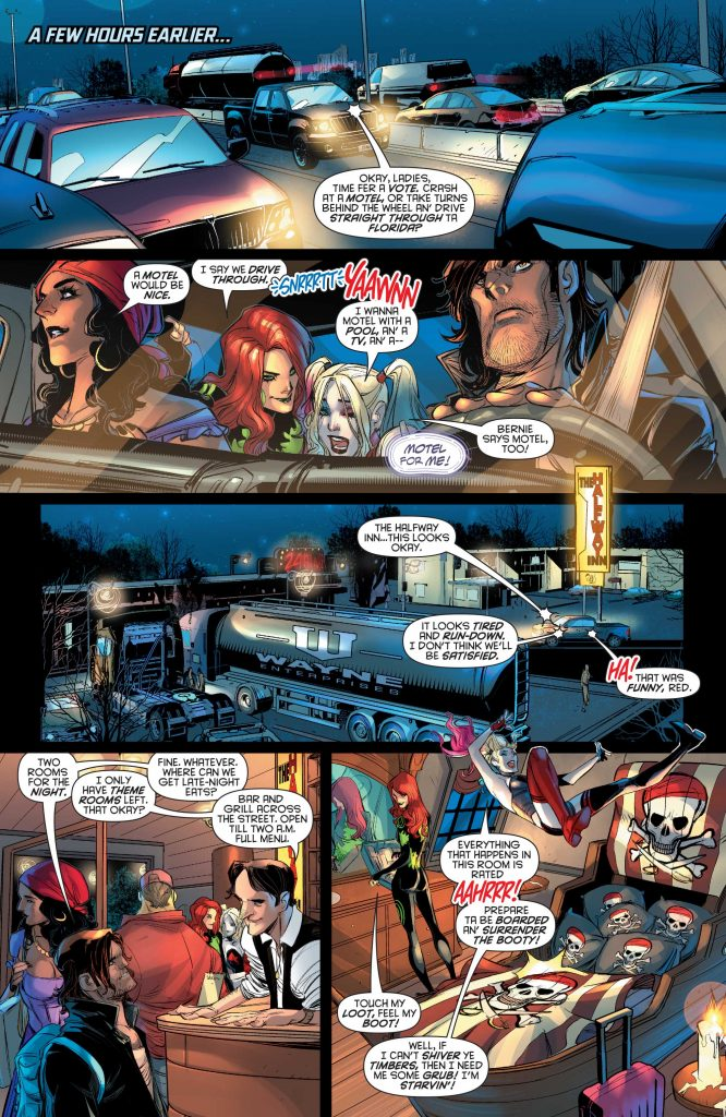 Review: Harley Quinn #34