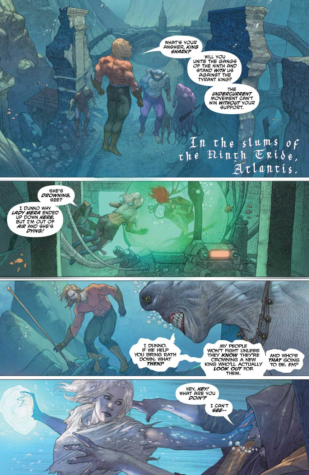 Aquaman 32_1 - DC Comics News