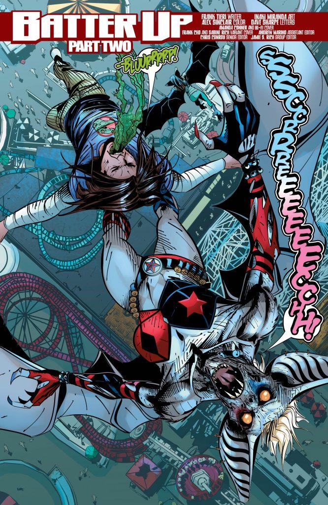 Review: Harley Quinn #36