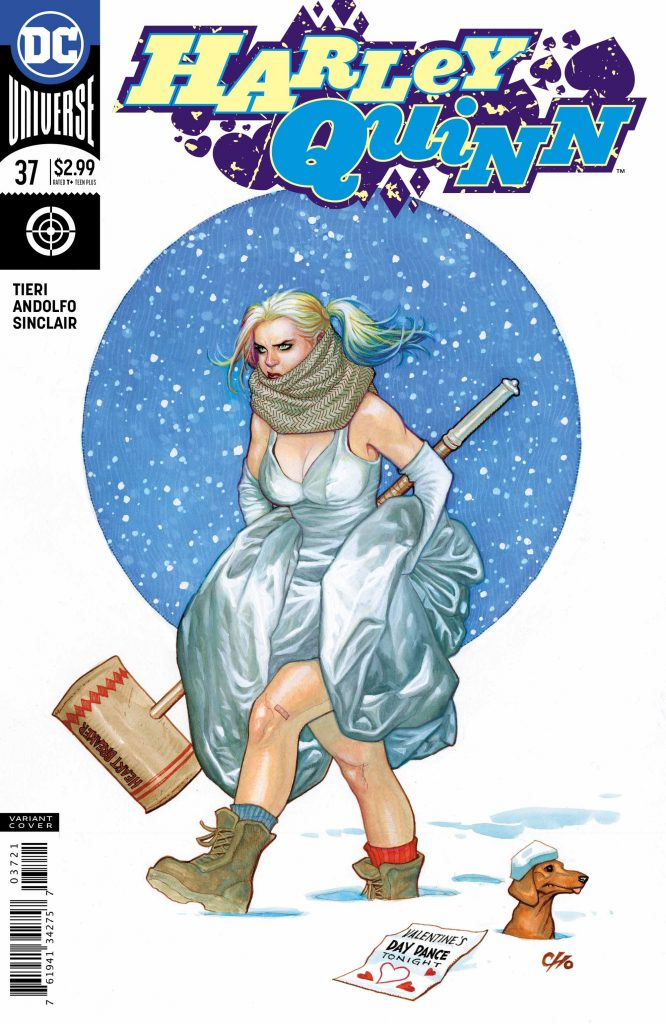 Review: Harley Quinn #37