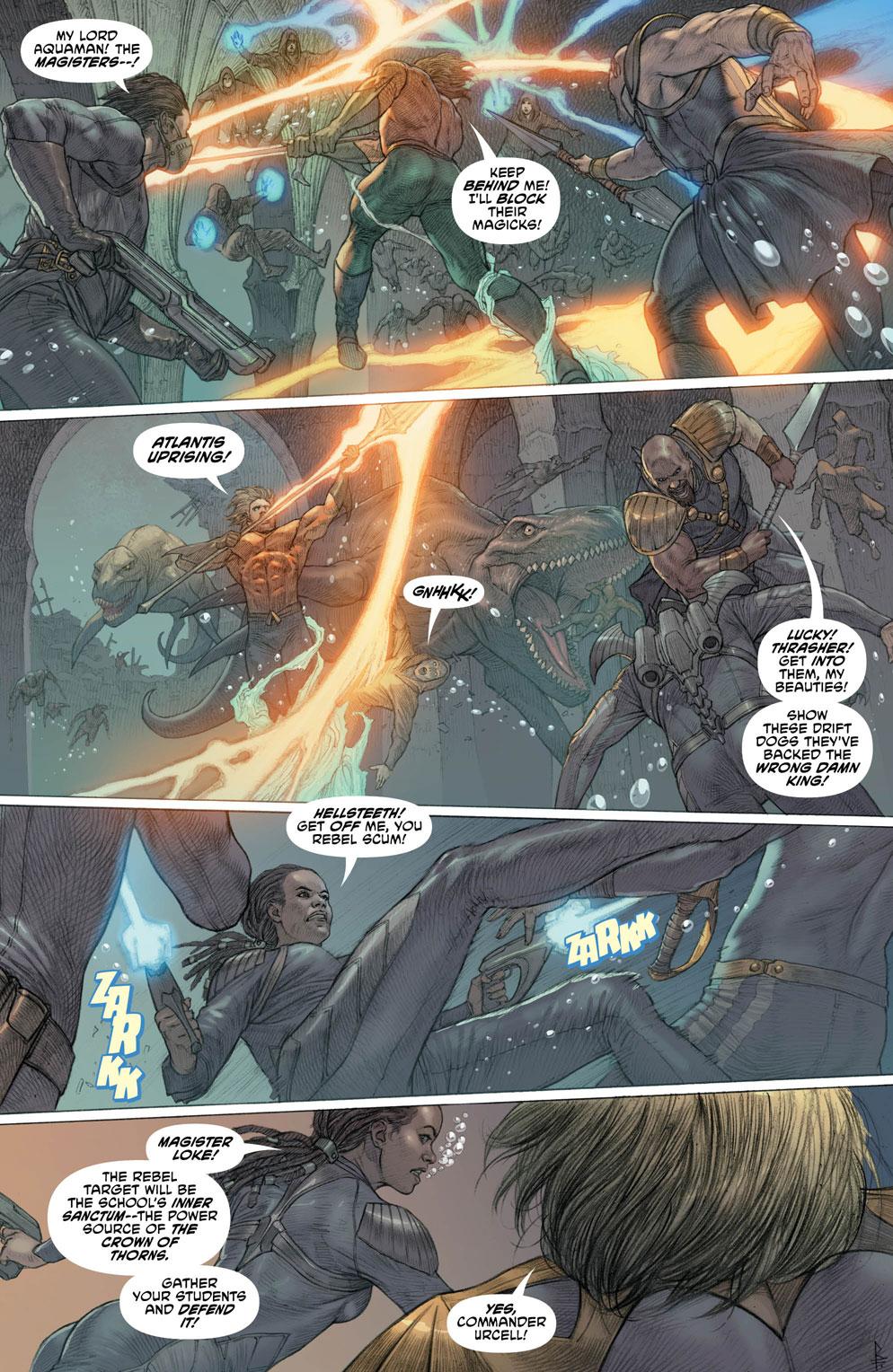 Aquaman 33_4 - DC Comics News