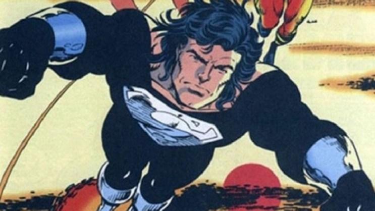 Superman Black Suit - DC Comics News