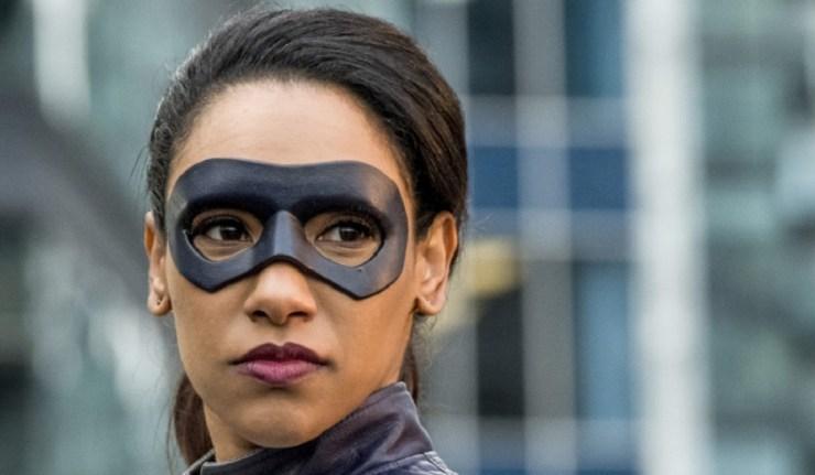 THE FLASH's Candice Patton Talks the Evolution of Iris - DC Comics News