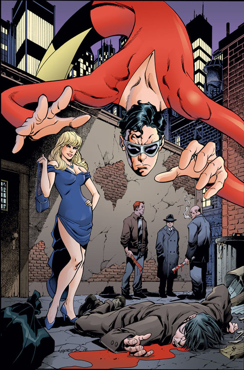Plastic Man - DC Comics News