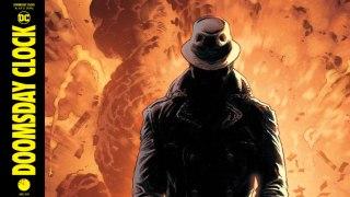 Doomsday Clock 4 Header - DC Comics News
