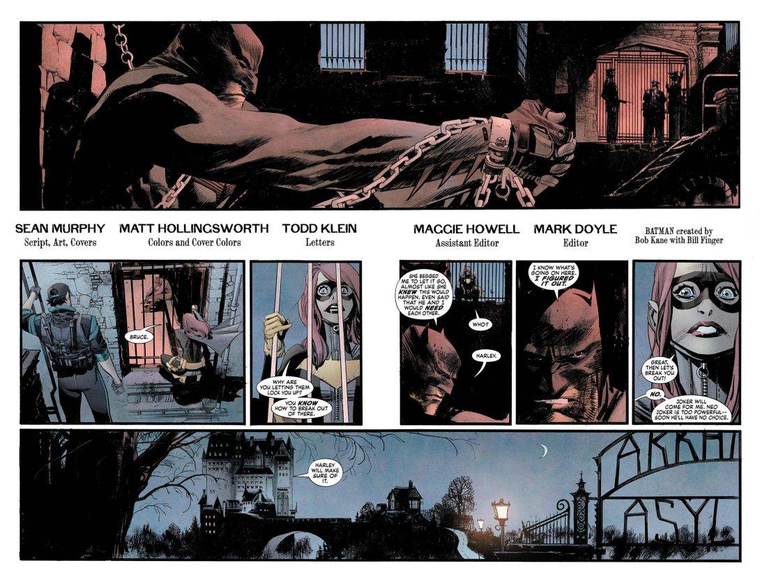 Batman White Knight 7_2_3 - DC Comics News