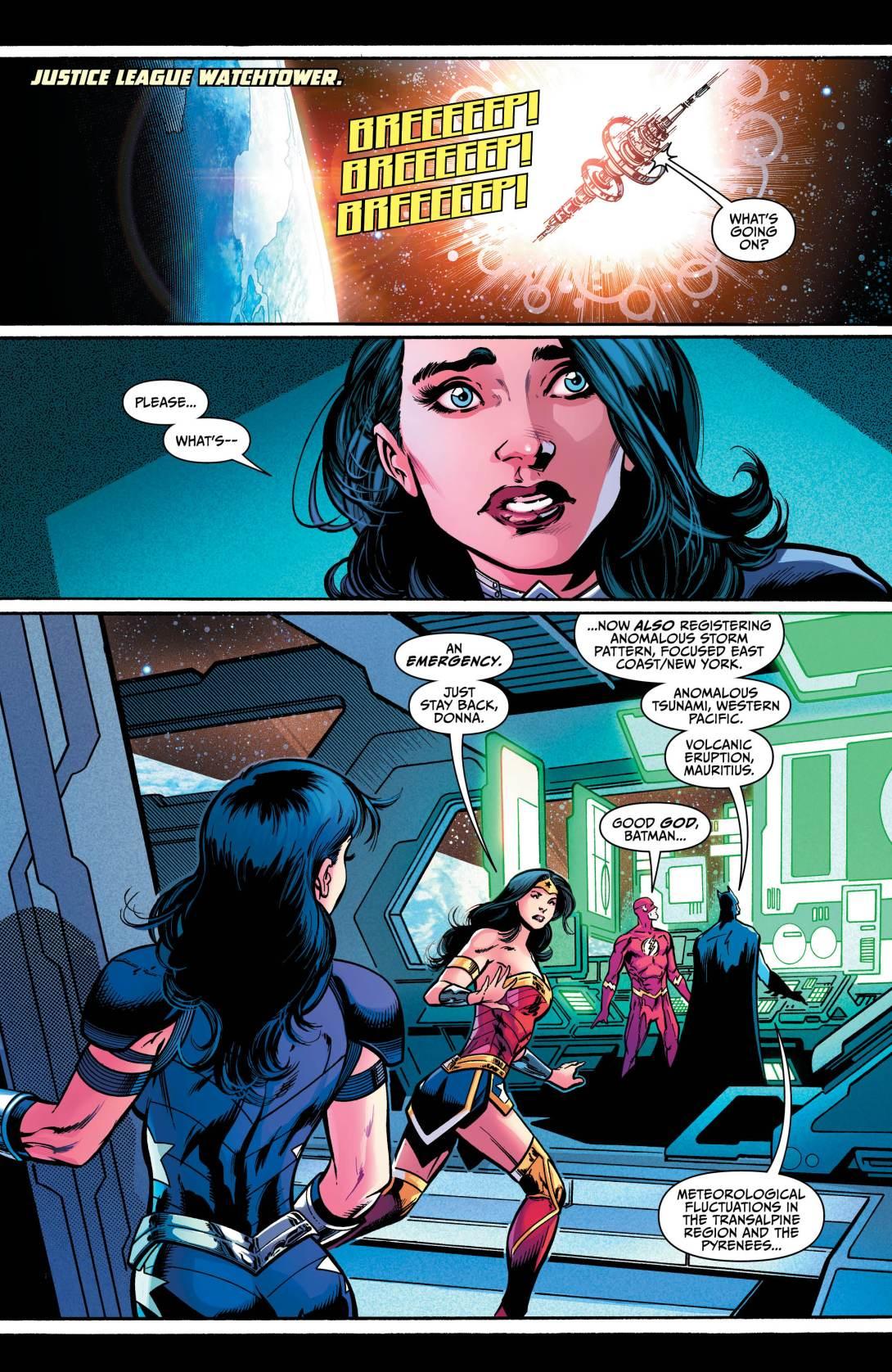 Review: Titans #22 - DC Comics News