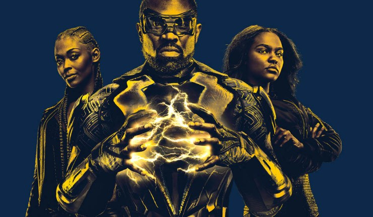 Black Lightning - DC Comics News