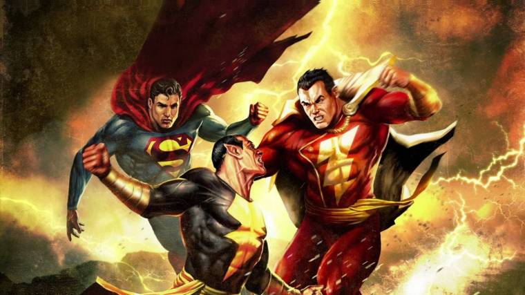 Shazam - DC Comics News