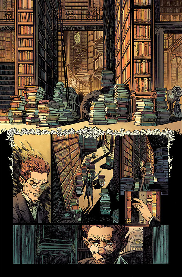 Sandman - Evely - DC Comics News