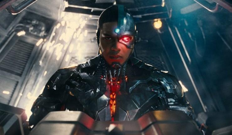 Justice League Batman v. Superman Contradictory Origins Cyborg dc comics news