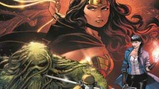 Justice League Dark new characters dc comics news