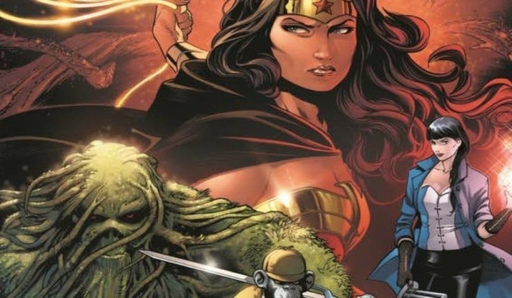 Justice League Dark new characters dc comics news