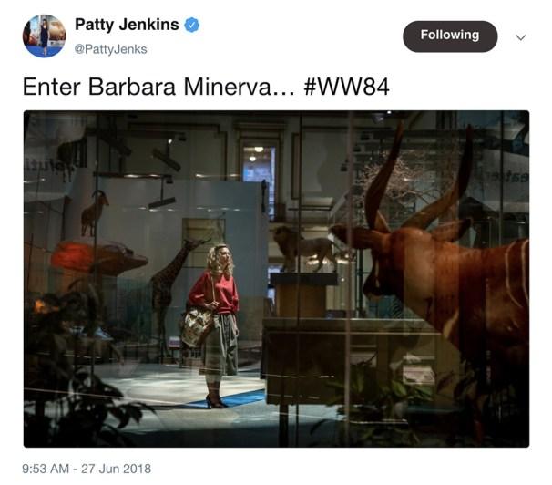 Barbara Minerva - DC Comics News