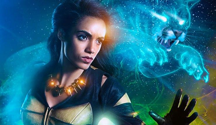 Vixen Returns - DC Comics News