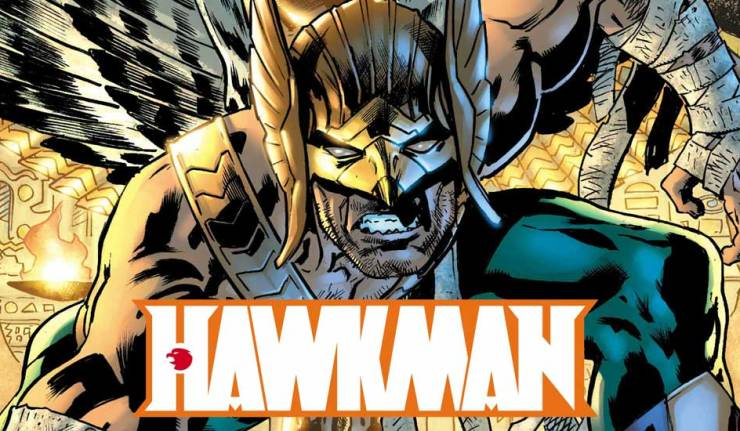 Hawkman 2 - DC Comics News