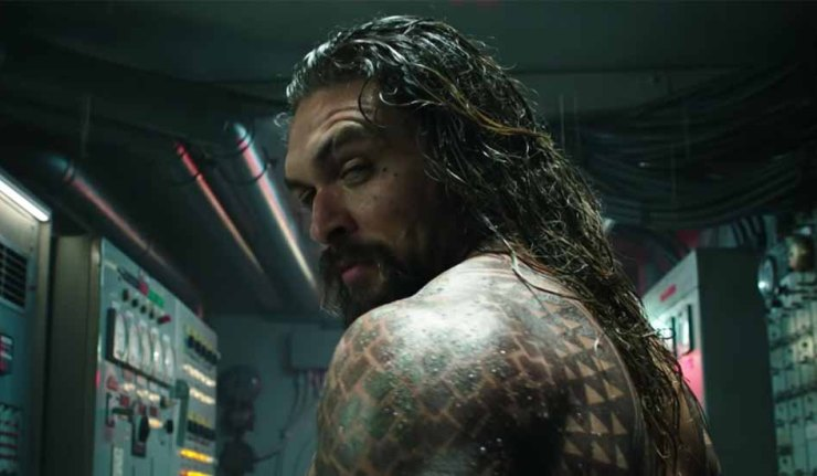 aquaman trailer sdcc dc comics news