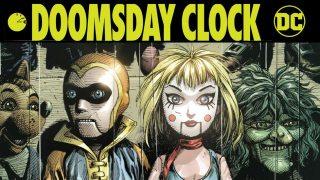 Doomsday Clock - DC Comics News